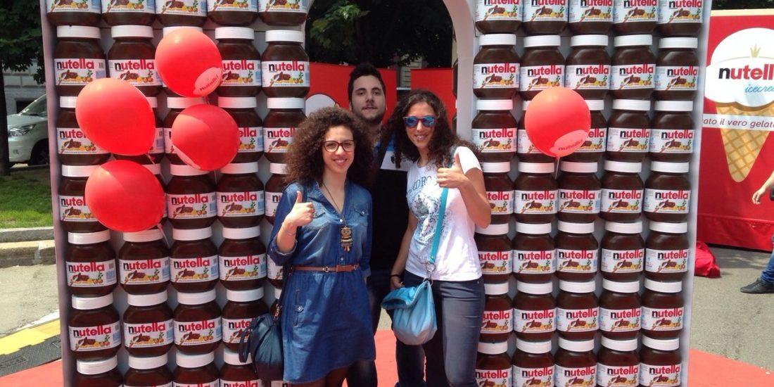 Gelato Festival con Nutella Ice Cream